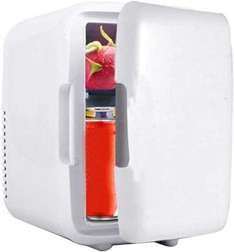 LouiseEvel215 Congelador de Autos portátil 4L Mini refrigerador ...