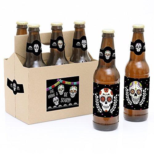 sugar beer bottles - 1