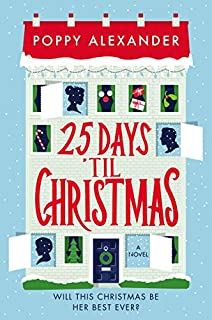 Book Cover: 25 Days 'Til Christmas