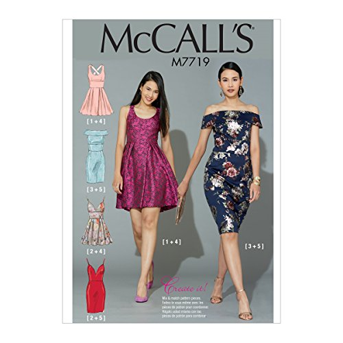 McCall's Patterns Misses' Dresses Sewing