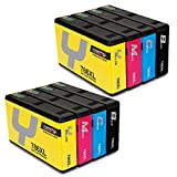 CMTOP Remanufactured 10-Pack 786 786XL Ink Cartridges High Yield,Work for Workforce Pro WF-4630 WF-4640 WF-5690 WF-5190 WF-5110 WF-5620 Printer