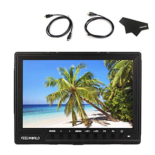 FEELWORLD FW760 Full HD 1920x1200 7 inch IPS Support 1080P 4