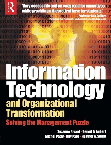 Information Technology and Organizational Transformation