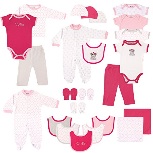 luvable-friends-baby-girls-monkey-24-piece-gift-cube-elephant-0-6-months