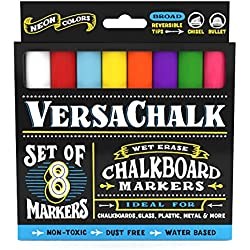 Non-Toxic Chalk Markers for Chalkboard