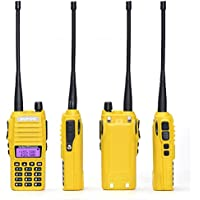 Baofeng BF-UV82 5W High Power Output Portable Dual Band Transceiver 2 Way Radio