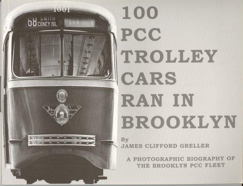 Brooklyn Trolley - 100 PCC Trolley Cars Ran in Brooklyn