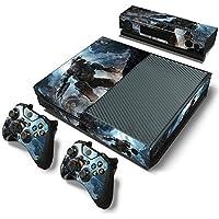 Xbox One Vinyl Skin Estampas Compatible Con Xbox One (Halo)