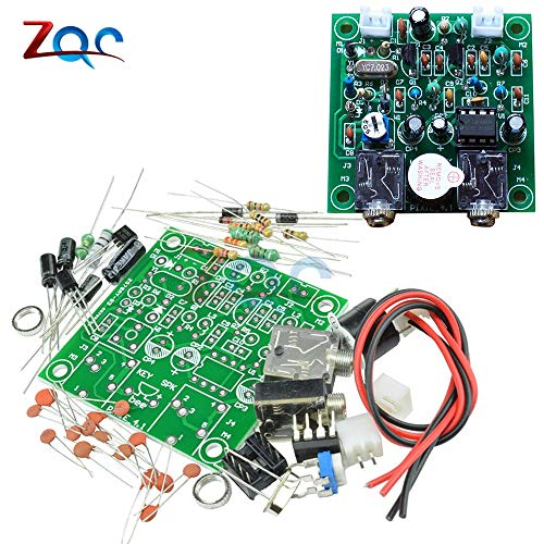 Shortwave Transmitter - 12V Power HAM Radio 40M CW Shortwave QRP Pixie Transmitter Receiver Module 7.023MHz-7.026MHz for DIY Kit