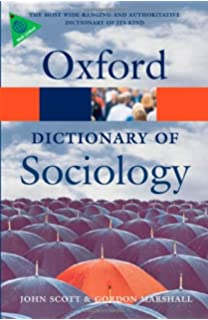 Amazon the penguin dictionary of sociology penguin dictionary a dictionary of sociology oxford quick reference fandeluxe Gallery