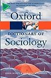 A Dictionary of Sociology, John Scott and Gordon Marshall, 0199533008