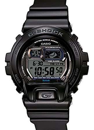 Casio G-Shock Negro reloj inteligente - Relojes inteligentes (65 g, Negro)
