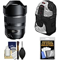 Tamron 15-30mm f/2.8 Di VC SD USD Zoom Lens for Nikon Digital SLR Cameras with Sling Backpack + Kit