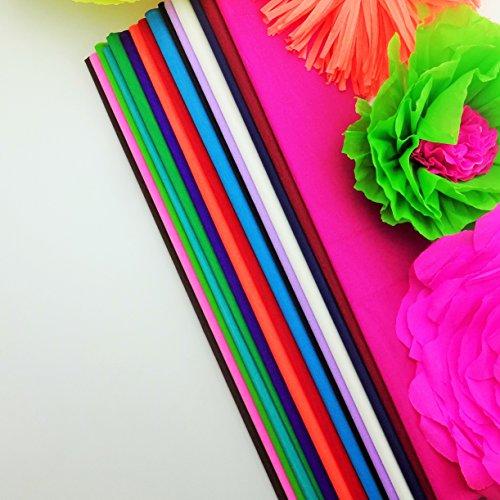 Colibri Crepe Paper, Rainbow -