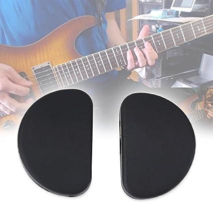 Broadroot 6pcs tapas cabezal pomo de afinación para guitarra acústica para guitarra eléctrica Bass