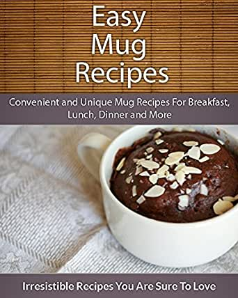 Food in a mug book