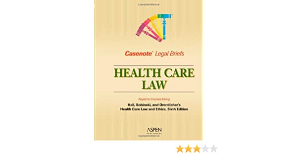 Casenotes Legal Briefs