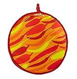 IMUSA USA MEXI-10004 Chili Pepper Tortilla Warmer, 12-Inch, Yellow/Red/Orange