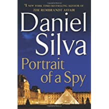 By Daniel Silva:Portrait of a Spy [Hardcover]