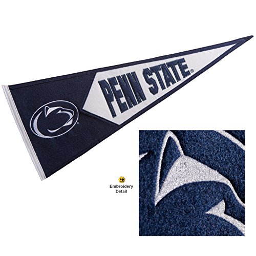 - Winning Streak Penn State Nittany Lions Wool Embroidered and Sewn Pennant
