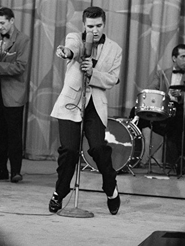 Historical Prints Express Elvis Presley Hound Dog, 10