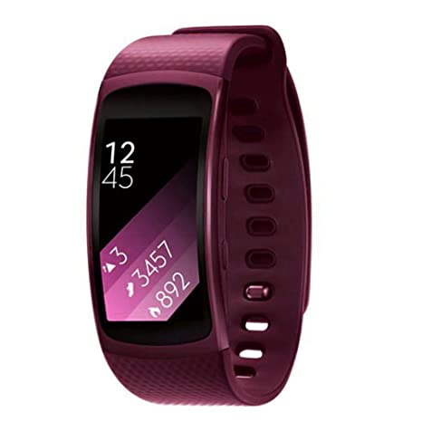 Joberry Watchband for Samsung Gear Fit 2 SM-R360 Silicone Wrist Strap Sporting Wristband (