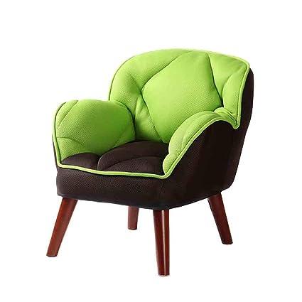 Poltrona Da Letto.Ycsd Lazy Sofa Modern And Simple Cloth Poltrona Da Lettura