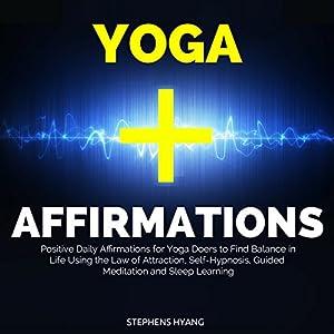 Yoga Affirmations Audiobook