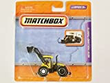Matchbox Yellow New Holland TV6070 Bi-directional Tractor/Loader, Real Working Parts! Authentic Die-cast Parts