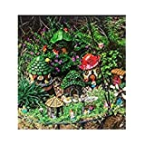 Miniature Fairy Gardens Set - 25 Pieces! (All 25 Pieces)
