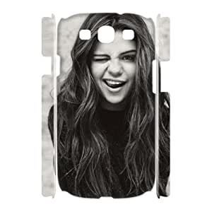LP-LG Phone Case Of Selena Gomez For Samsung Galaxy S3 I9300 [Pattern-1]