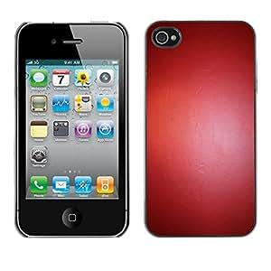 """iPhone 4 / 4S , JackGot - Impreso colorido protector duro espalda Funda piel de Shell (Látex reflectante Pintura Cuero Color"""")"""