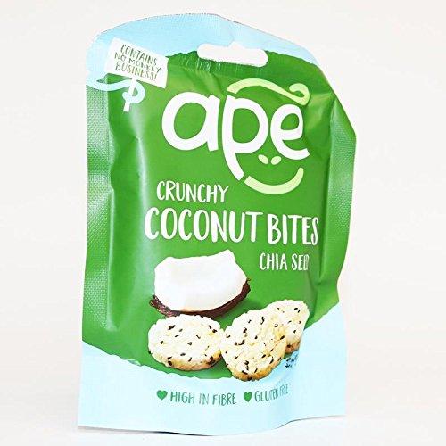 Ape 9  Crunchy Coconut Bites Chia  9 Ape x 30g d45438