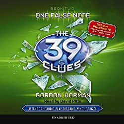 The 39 Clues, Book 2