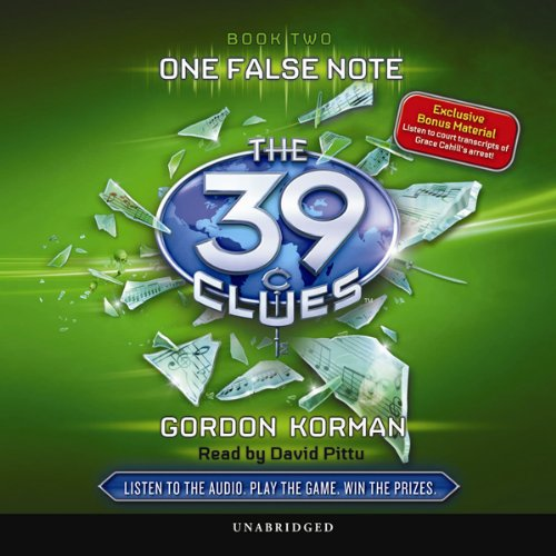 39 clues audio cd - 7