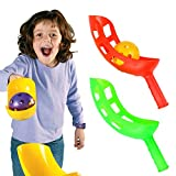 OSOPOLA Fun Air Scoop Ball Outdoor Sports Game for Kids Package of Two