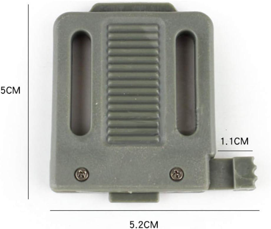 SGOYH Taktisch Schneller Helm NVG Nachtsicht-Shroud Mount Adapter Multifunktions-Konverter Airsoft Paintball Helm Zubeh/ör