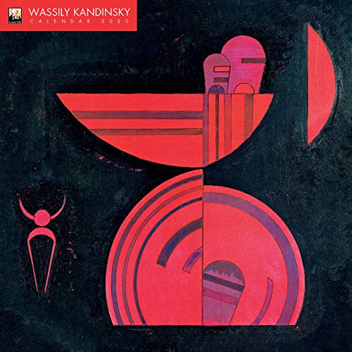 (Wassily Kandinsky Wall Calendar 2020 (Art Calendar))