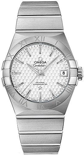 Omega Constellation brush Men 123.10.38.21.02.003 watch (Omega Watch On Sale compare prices)