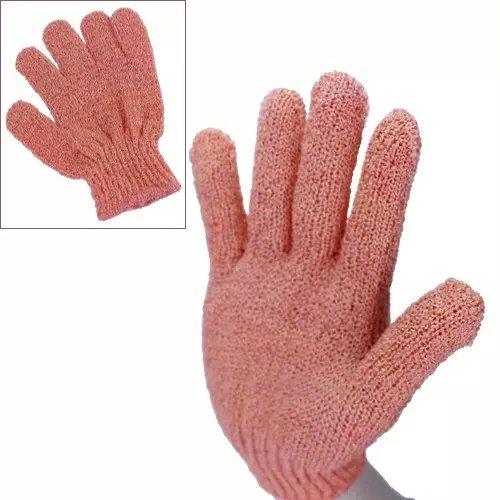EYX Formula Bath Glove Shower Scrubber Back Scrub Exfoliating Body Massage Sponge (Loofah Costume Diy)