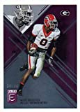 aj 1 99 - 2017 Panini Elite Draft Picks Football Aspirations Purple /99 #1 A.J. Green