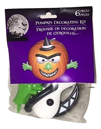 Witch Pumpkin Decorating Kits Halloween USA Seller (Girls Twilight Witch Costume)