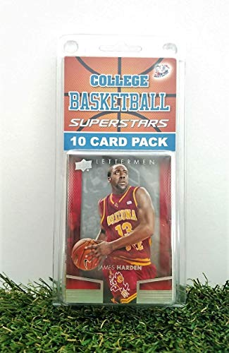 Arizona St Sun Devils- (10) Card Pack College Basketball Different Superstars Starter Kit! Comes in Souvenir Case! Great Mix of Modern & Vintage Players for the Ultimate Sun Devils Fan! By 3bros ()