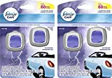Automotive : Febreze Car Vent Clips (Pack of 4, Midnight Storm)