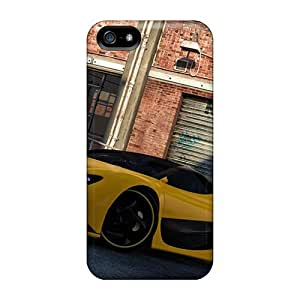 Luoxunmobile333 Iphone 5/5s Well-designed Hard Cases Covers Downtown Supercar Protector