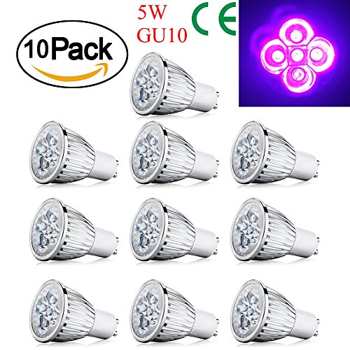 Gu10 Led Light Bulbs 1 4W in US - 7
