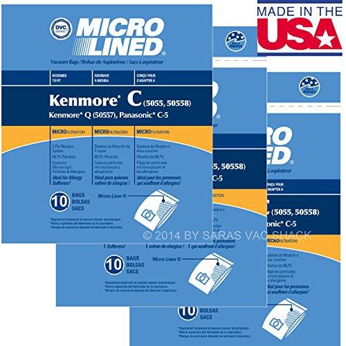 Sears Kenmore Vacuum Cleaner Bag 5055 - 8