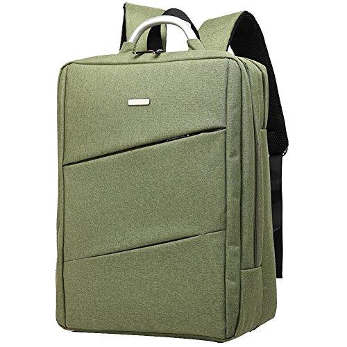 BRINCH Nylon Business Travel College Laptop Backpack Bag ...