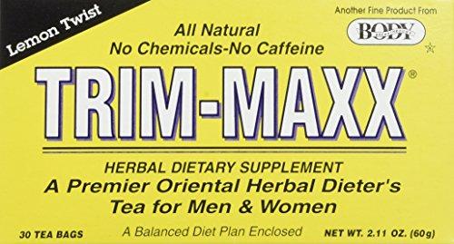 trim maxx tea fogyás
