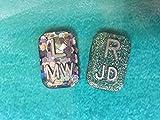 Rectangle Glitter Xray Markers